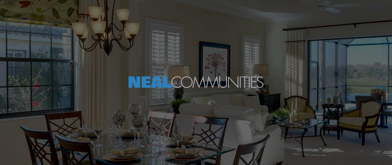 Lead nurturing case study for home builder: Neal Communities