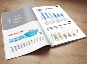 Real estate marketing data