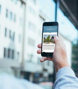 iPhone-builder-mobile-website