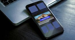 Phone-showing-digital-media-placement-of-new-home-builder-ad