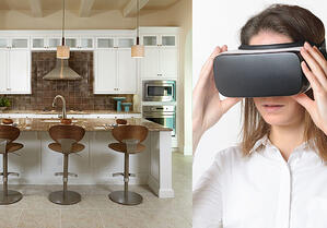 Virtual Reality New Home Technology