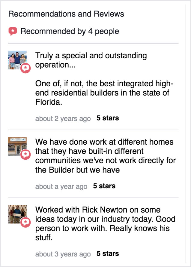 better home builder reviews recommendations